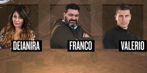 #SarannoIsolani, ecco i tre finalisti