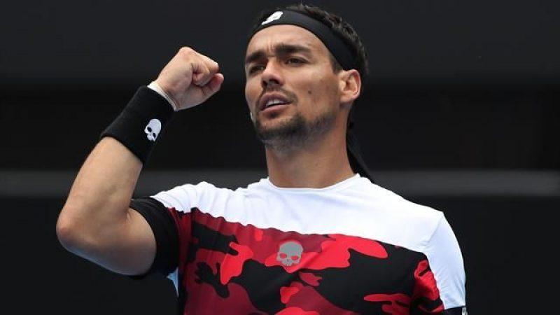 Australian Open, Fognini elimina Benneteau: è agli ottavi