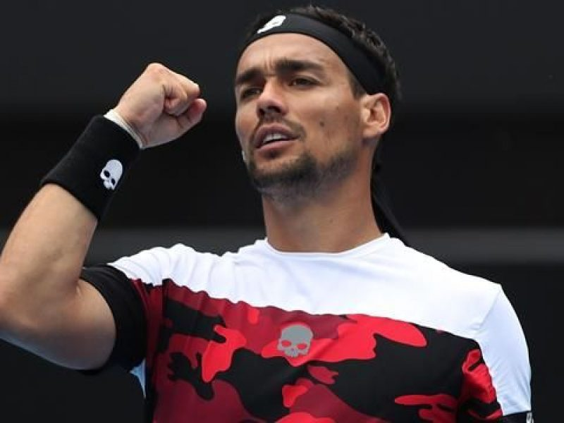 Fognini Australian Open