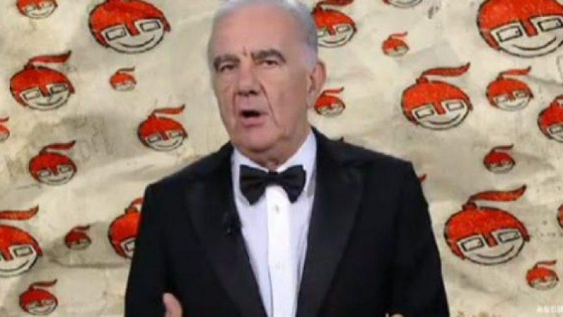 Gene Gnocchi e la battuta infelice: è polemica – VIDEO