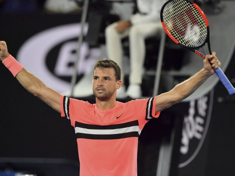 Dimitrov Australian Open
