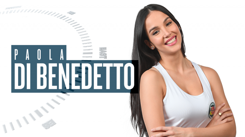 Isola dei Famosi 2018, chi è Paola Di Benedetto