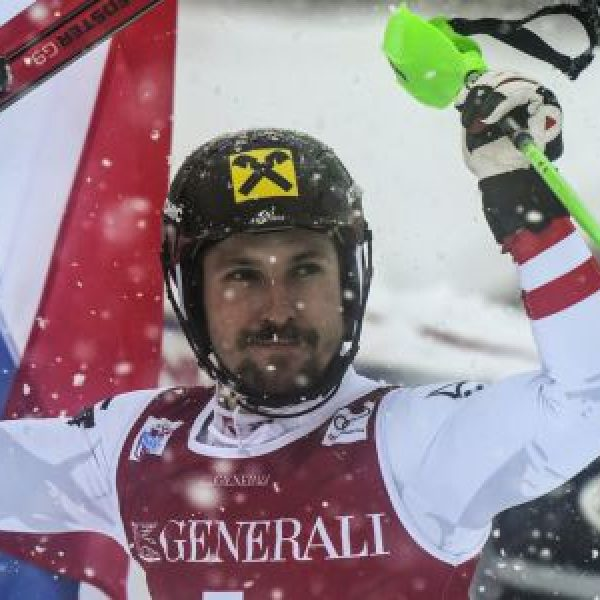 Sci, Hirscher trionfa in gigante ad Are. Battuto Kristoffersen