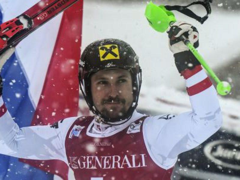 Hirscher slalom gigante coppa del mondo sci