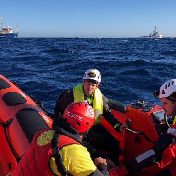 Libia, nuovo naufragio a largo di Zwara: 63 dispersi