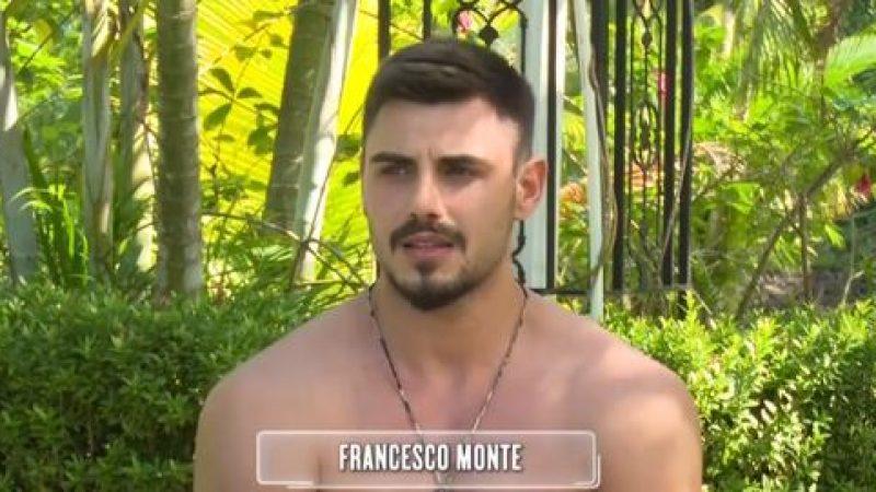 Francesco Monte ammette che vorrebbe fare un altro reality