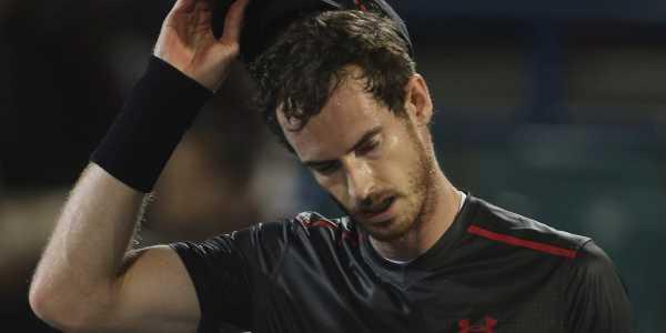 """Andy Murray dice stop: """"Troppo dolore, spero di arrivare a Wimbledon"""""""