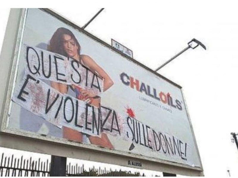 Palermo: pubblicità sessista, Comune dispone oscuramento cartelloni