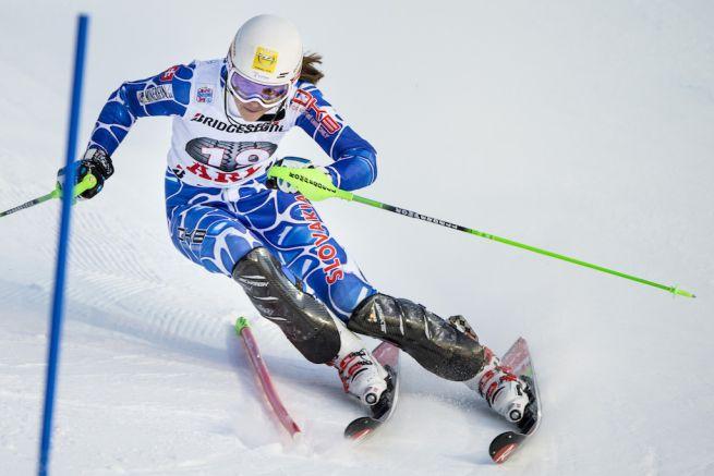 Mondiali Sci, a Vlhova il gigante femminile. Shiffrin solo bronzo