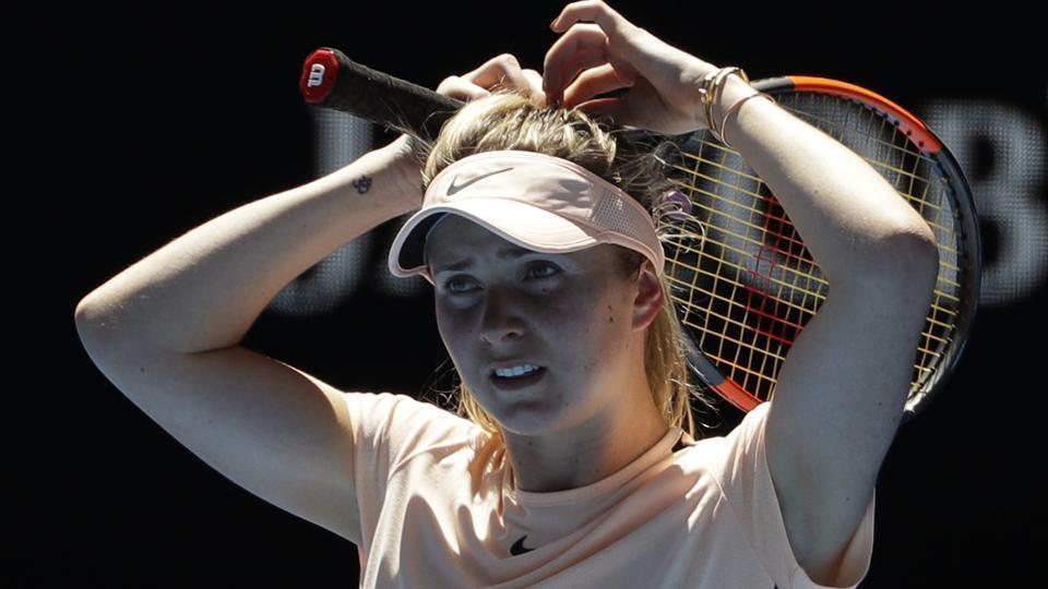 Australian Open, continuano le sorprese: out Dimitrov e Svitolina