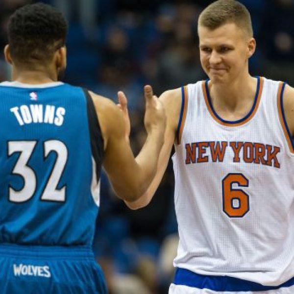 NBA, i convocati per l'All-Star Game: debuttano Towns e Porzingis