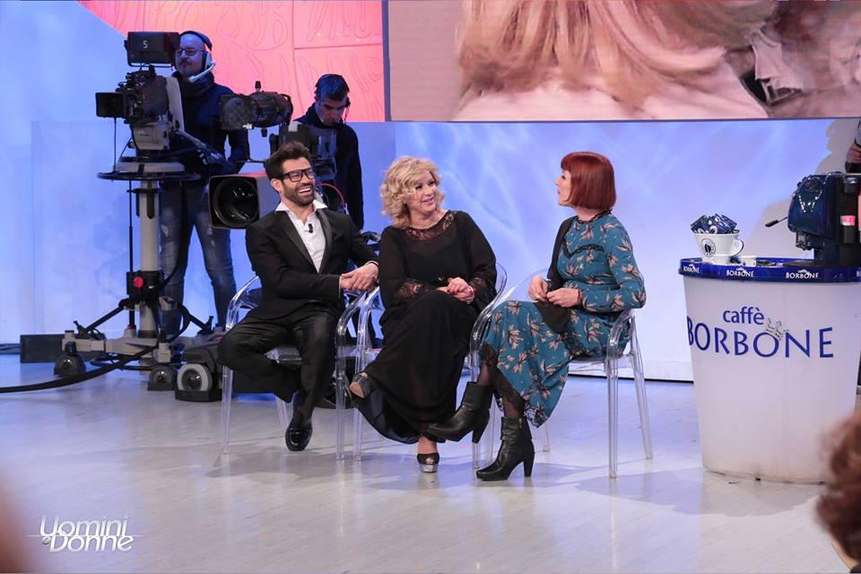Gossip e anticipazioni Uomini e Donne, Trono Over: Giorgio adirato con Gemma
