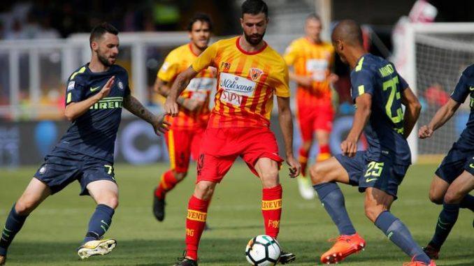 Inter – Benevento termina 2-0