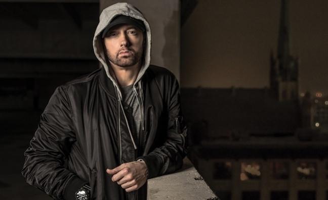 Eminem, è uscito il nuovo singolo 'River'
