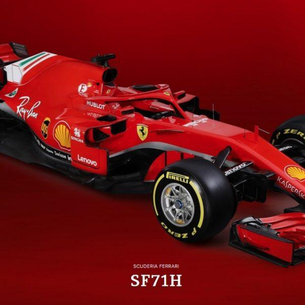 F1: Casa Ferrari svela la nuova arrivata