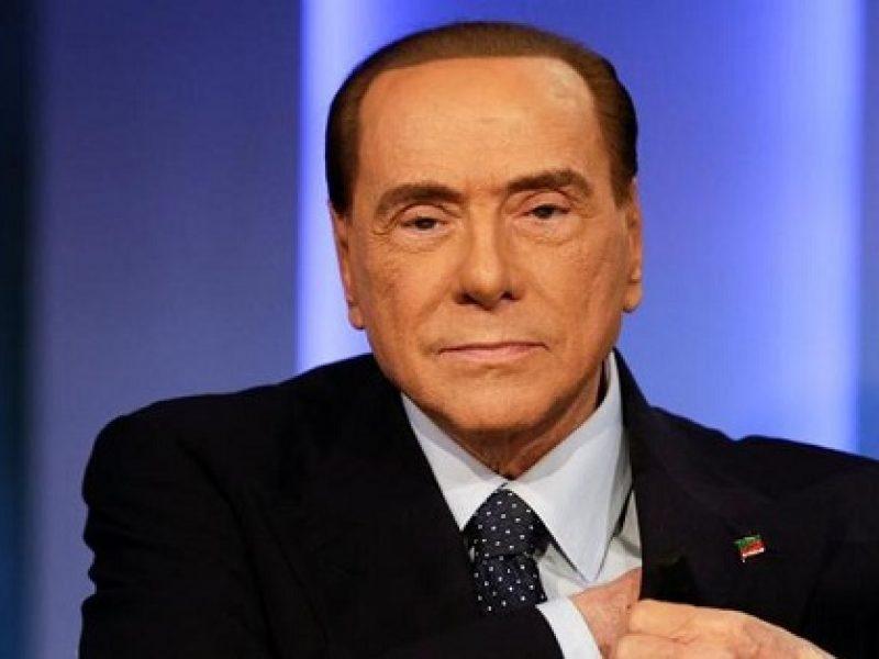 Elezioni 4 marzo 2018, Silvio Berlusconi parla agli elettori delle Marche