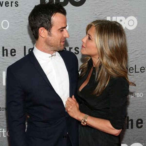 Aniston-Theroux, matrimonio al capolinea