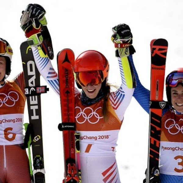 Olimpiadi, la Brignone vince il bronzo nel Gigante
