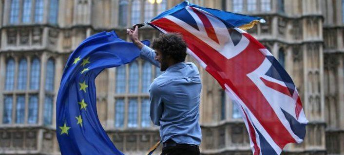"""Brexit, protesta a Londra: """"Vogliamo rimanere nell'Unione europea"""""""
