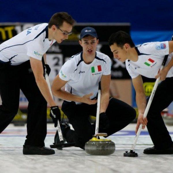 Olimpiadi, gli azzurri in gara lunedì: sconfitta la nazionale di curling