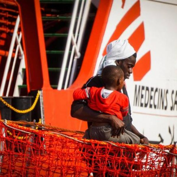 Caso Oxfam, MSF si auto-denuncia:
