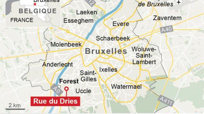 Allarme a Bruxelles, uomo armato nella città-covo di Abdeslam