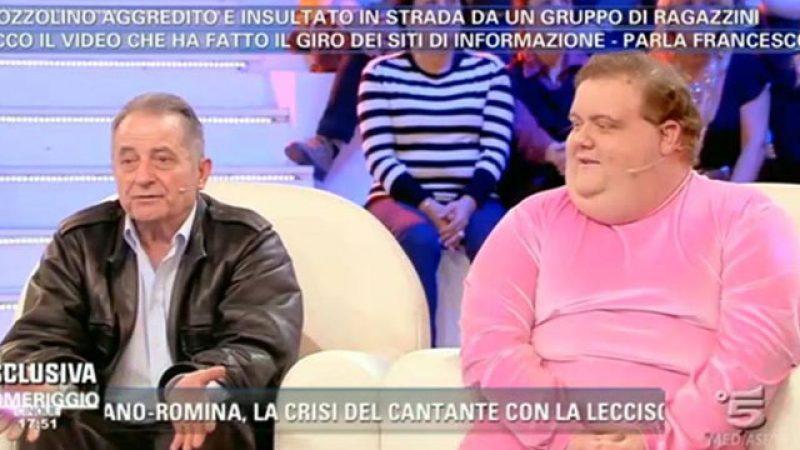 """Francesco Nozzolino parla della sua aggressione: """"Sono stati maleducati"""""""