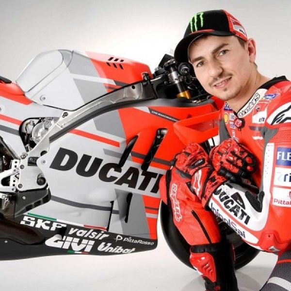Lorenzo, senti la Ducati: