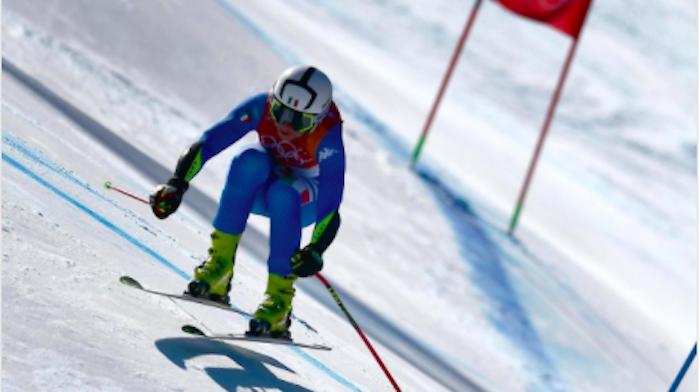 Olimpiadi, flop in Super G: vince Ledecka, Schnarf quinta