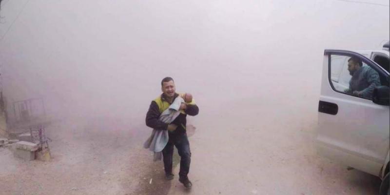 Caos nel Ghoutha, 400 morti in 5 giorni
