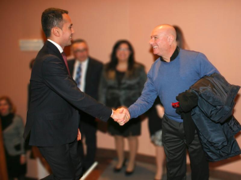 Antonio Tasso, condanna Antonio Tasso, impresentabile M5S, indagato M5S, Tasso condannato