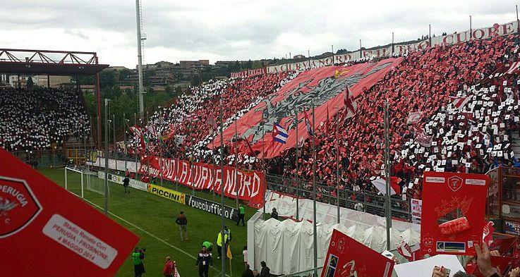 Serie B, il Perugia affonda il Palermo nel finale: 1-0