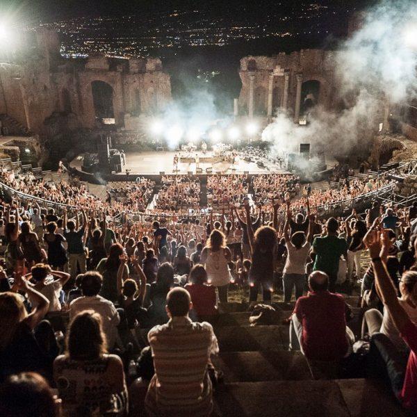 Spettacoli a Taormina, ecco tutto il calendario degli eventi
