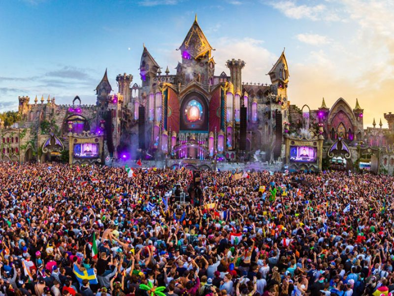 Monza, arriva per la prima volta Unite With Tomorrowland