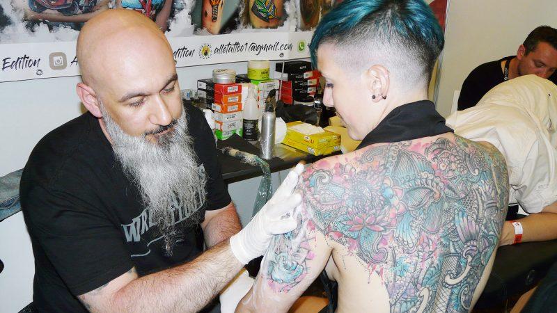 """Alle Tattoo: """"Dopo il mio nuovo record farò un reality"""""""