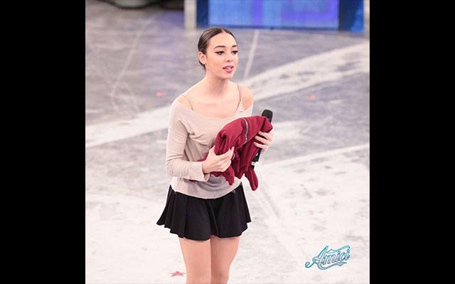 Amici 17, la ballerina Sephora entra al posto di Claudia