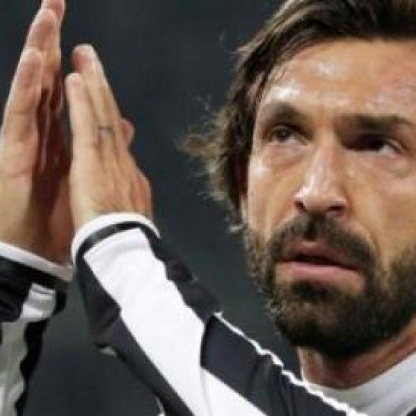 Andrea Pirlo, a maggio addio al calcio giocato