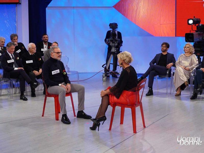 Uomini e Donne: Giorgio Manetti smentisce il flirt con Tina Cipollari