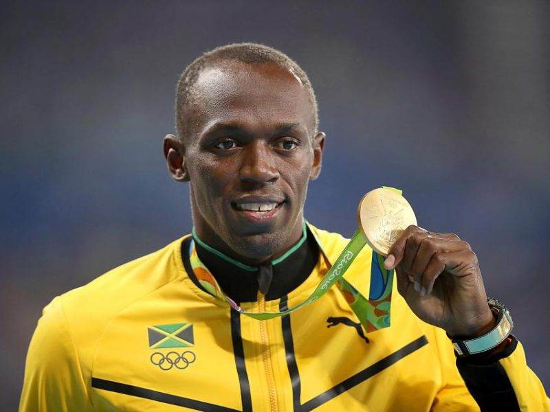 Bolt, Dortmund, atletica, calcio