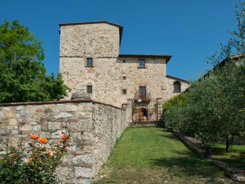 La villa di Michelangelo è in vendita
