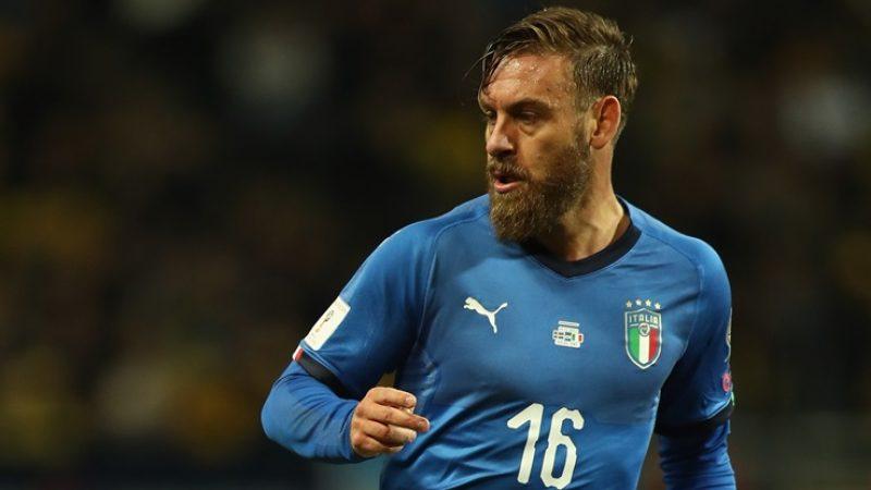 """De Rossi: """"Tornare in Nazionale? Se il nuovo CT chiama…"""""""