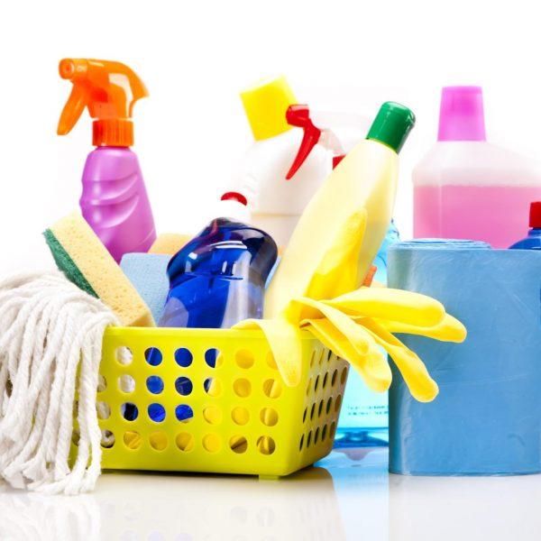 I detergenti per la casa sono nocivi per i polmoni