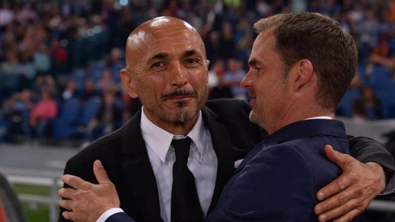 """De Boer avvisa Spalletti: """"7-8 giocatori fanno fuori il resto del gruppo"""""""