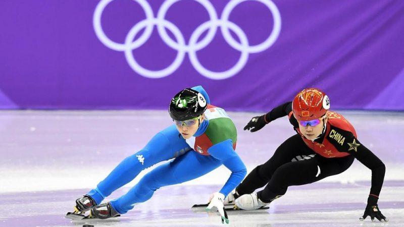 Short track, Italia argento nella staffetta. Oro alla Corea