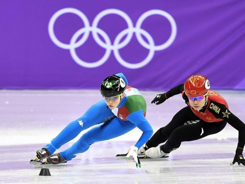 PyeongChang, Arianna Fontana: oggi le gambe hanno detto basta