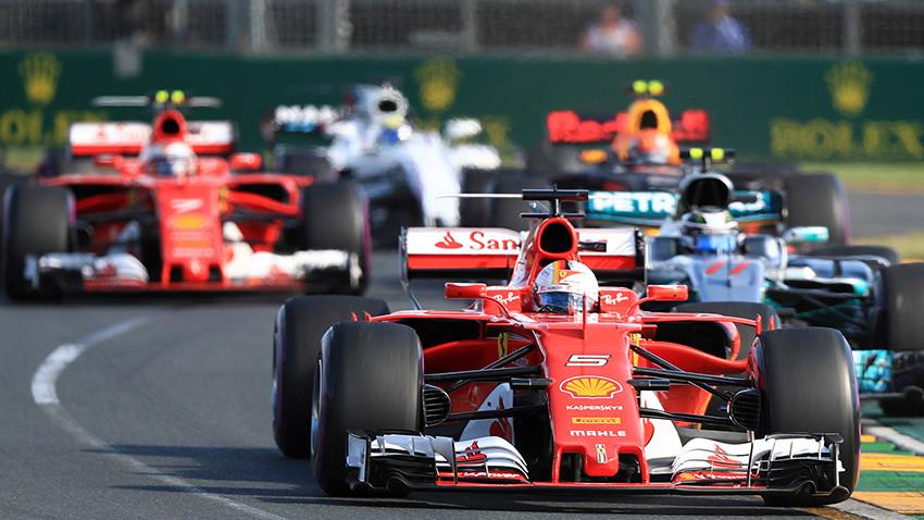 Formula 1, cambia l'orario delle gare: GP europei alle 15:10