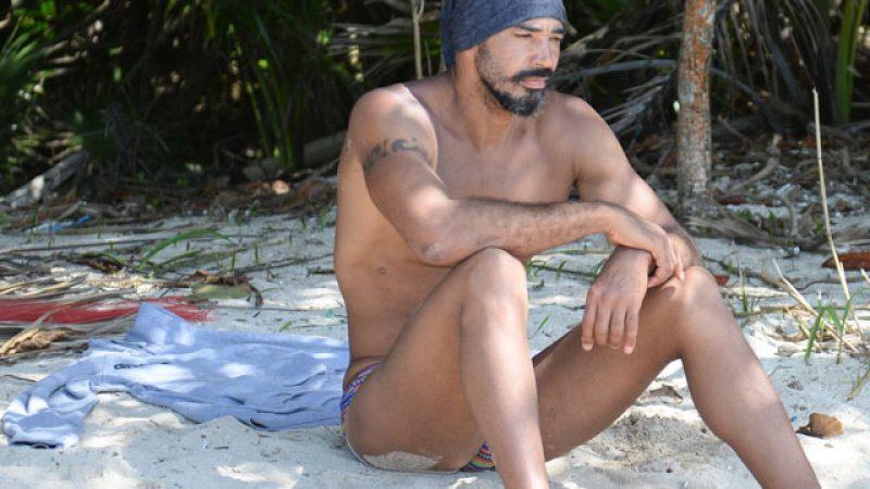 Gossip Isola dei Famosi, Amaurys pensa di non farcela