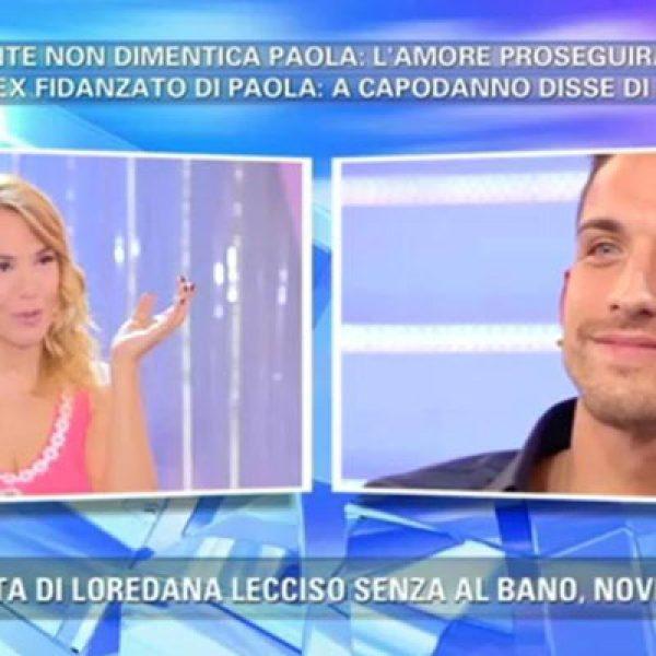 Gossip, Paola Di Benedetto ha già dimenticato Francesco Monte?