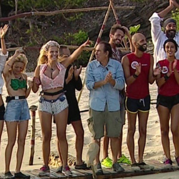 Isola dei Famosi: Franco, Paola e Nino in nomination
