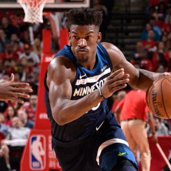 NBA, Rockets ok con Minnesota. E si fa male Butler